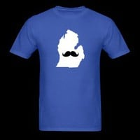 Mustache michigan