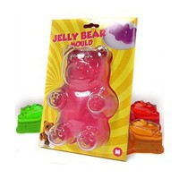 Bear Jelly Mould: Amazon.com: Kitchen & Dining