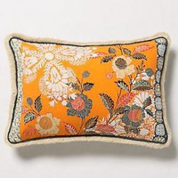 Riau Pillow in orange