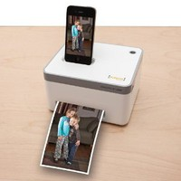 VuPoint Solutions IP-P10-VP Photo Cube iPhone/iPod Touch Dye Sublimation Color Printer: Cell Phones & Accessories
