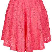 **Lace Skirt by Love - Topshop