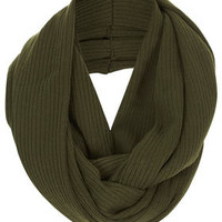 Skater Rib Snood - Scarves  - Bags & Accessories