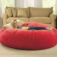 Comfort Research 6-Foot XL Fuf in Comfort Suede
