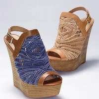 Jacks Wedge Sandal