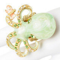 Baby Octopus Ring ? Modeets.com
