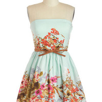 Tell Me a Secret Garden Dress | Mod Retro Vintage Dresses | ModCloth.com