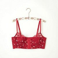 Free People  Clothing Boutique > Printed Hook and Eye Bra