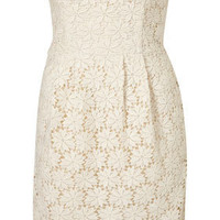 LIMITED EDITION Broderie Bustier Dress** - New In This Week - New In - Topshop USA