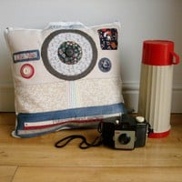 Polariod One Step Camera Cushion