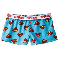 Superman Juniors Sleep Short - Blue