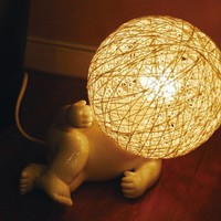 INFMETRY:: Big Head Baby Table Lamp - Lighting - Home&Decor