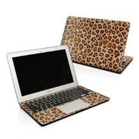 "Leopard Spots Design Skin Decal Sticker for Apple MacBook PRO 13"""" Aluminum (w/ SD card slot released in 2009)"