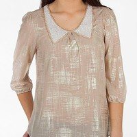Daytrip Foil Top - Women's Shirts/Tops | Buckle