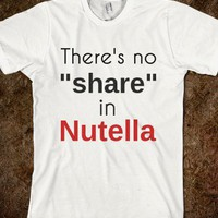 M - No Share Nutella - Kryptonite