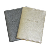 Metallic Passport Covers - See Jane Work