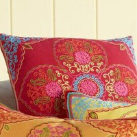 Medallion Toss Pillow
