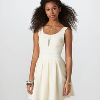 AE Pleated Dress | American Eagle Outfitters