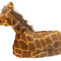 Happy Feet - Giraffe - Animal Slippers: Shoes
