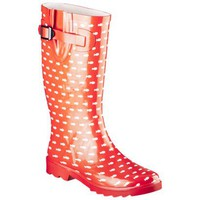 Women's Ziz Fish Rain Boot