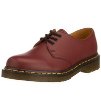 Dr. Martens Women's 1461 W 3-Eye Oxford