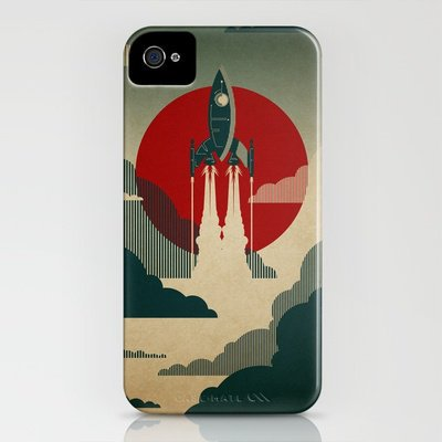 The Voyage iPhone Case by Danny Haas | Society6