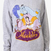 Distressed Aladdin Pullover | FOREVER 21 - 2027704238