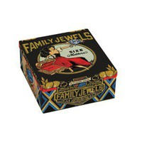 Family Jewels Petite Tin Cigar Box - Whimsical & Unique Gift Ideas for the Coolest Gift Givers