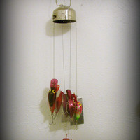 Fishing Wind Chimes/ Garden Wind Chimes/Yard Decor