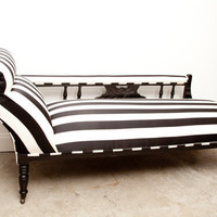 Lydia's Fainting Chaise by FoundDesignMiami on Etsy