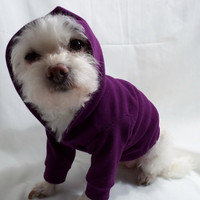 RockinDogs Ribbed Knit Hoodie for Dogsseveral colors by Rockindogs