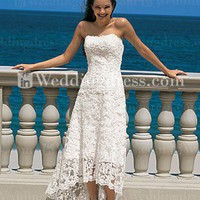 Style BC007-Beach Wedding Dresses