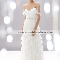 Style DE203-Inexpensive Wedding Dresses