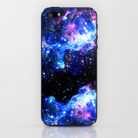 Galaxy iPhone &amp; iPod Skin by Matt Borchert | Society6