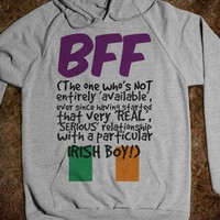 BFF - The One in the Relationship with the Irish Boy - Connected Universe