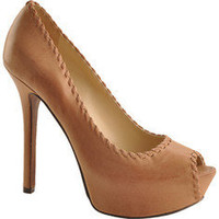 Enzo Angiolini Tizzie - Light Natural Leather - Free Shipping & Return Shipping - Shoebuy.com