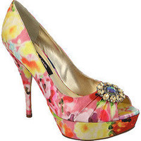 Nina Stasy - Rose Monet Floral - Free Shipping & Return Shipping - Shoebuy.com
