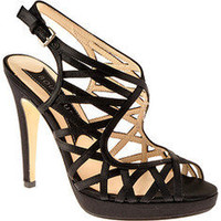 Boutique 9 Runaway 2 - Black Satin - Free Shipping & Return Shipping - Shoebuy.com