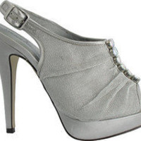 Menbur Bock 4410 - Pearl Grey - Free Shipping & Return Shipping - Shoebuy.com