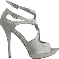 Menbur Grailly 4509 - Pearl Grey - Free Shipping & Return Shipping - Shoebuy.com