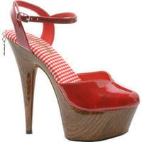 Penthouse Annabelle PH609 - Red - Free Shipping & Return Shipping - Shoebuy.com