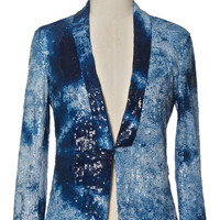 Sequin Dream Blazer