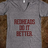 Redheads do it better - Awesome fun #$!!*&