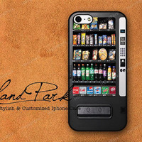 Vending Machine iPhone 5 Case, iPhone Case, Case for iPhone 5, iPhone 5 Cover, iPhone Hard Case