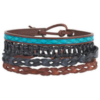 Savina Tonal Bracelet 4-Pack