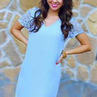 Star Light, Star Bright Dress: Periwinkle | Hope's