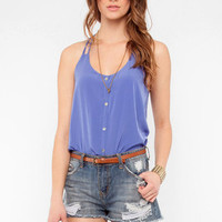 One Two Strap Tank Top :: tobi