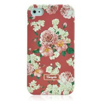 Villatic Style Garden iPhone 4 &amp; 4S Case