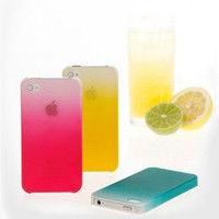 Cool Gradient Hard Cover Case For Iphone 4/4s
