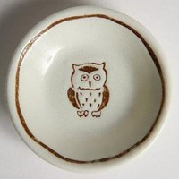 Stamped Ceramic DishOnline Only!