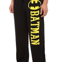 DC Comics Batman Men's Pajama Pants - 315381
